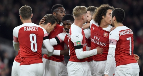 Arsenal fera face à son premier grand rendez-vous samedi contre Liverpool.