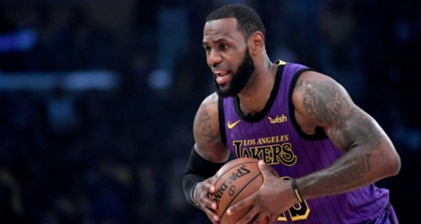 Los Angeles Lakers star LeBron James will make his 13th NBA Christmas appearance on Tuesday against Golden State.