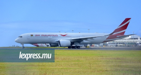 Photo d'Illustration: Les Airbus A330 d'Air Mauritius étaient en maintenance.