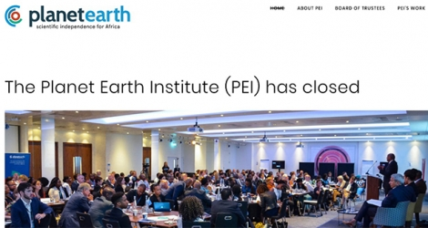 Le Planet Earth Institute a été fondé par Álvaro Sobrinho.