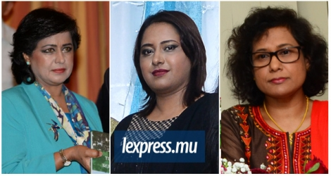Ameenah Gurib-Fakim, Youshreen Choomka et Vijaya Sumputh seraient inculpées prochainement sous une charge de «public official using office for gratification».
