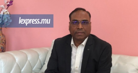 Shyam Swaroop Asthana, Managing Director & CEO State Bank of India (Mauritius) Ltd (SBIML).