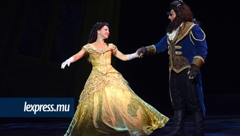 C'est «The Enchanted World of Beauty and the Beast».