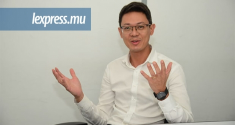 Frederic Ng, Executive - Sales and Operations, directeur informatique au sein de BIRGER.