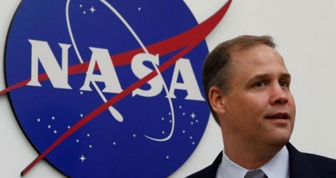 L'administrateur de la Nasa Jim Bridenstine.