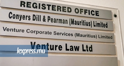 Ce sont des documents fuités de Venture Corporate Services qui sont venus pointer du doigt l'offshore local.