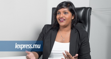 Luvna Arnassalon-Seerungen, Head of Corporate Sustainability and CSR, AfrAsia Bank Ltd.