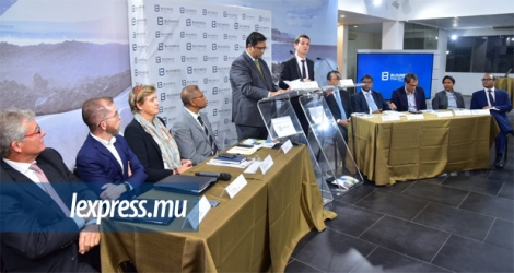 Photo d'archive: Business Mauritius demande plus de temps au gouvernement.