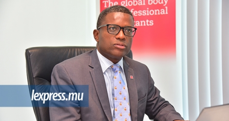 Jamil Ampomah, director of ACCA for Africa.