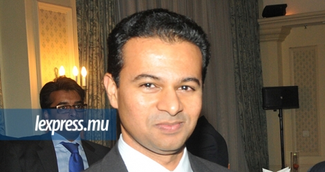 Neeraj Umanee, Manager de Swan Securities.