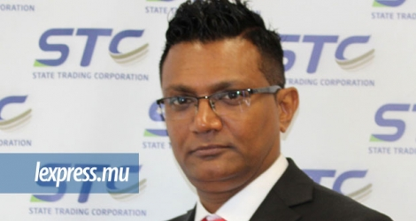 Jonathan Ramasamy, «General Manager» de la State Trading Corporation.