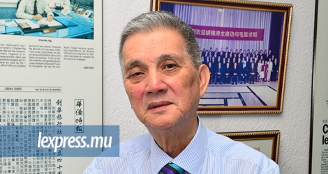 Charles Ng, Managing Director d'Atom Travel.