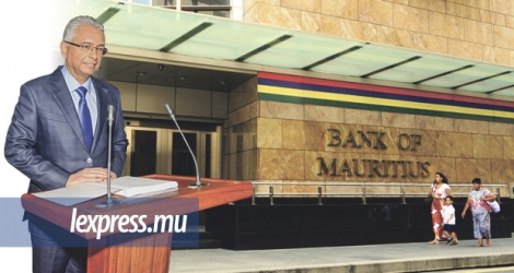 «We will make early repayment of public sector debt by using part of the accumulated undistributed surplus held at the Bank of Mauritius», avait annoncé Pravind Jugnauth lors du discours du Budget 2019-2020.