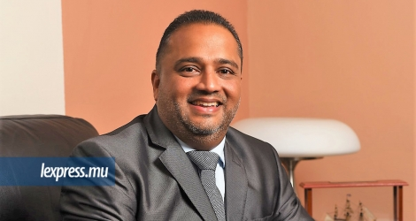 Ashvin Ramdenee, Distribution Manager, Vivo Energy Mauritius.