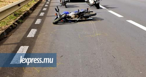 Photo d'illustration: l'accident serait survenu lors d'un rallye de motos.