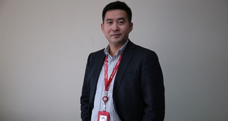 Jason Xia Hesheng, CEO, Huawei Eastern Africa Multi-Country office.