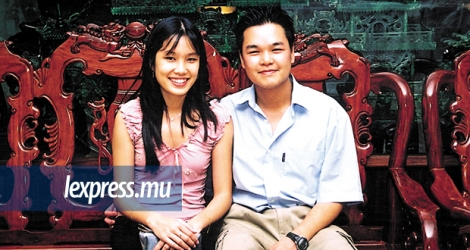 Emmy Ng Yeung et Jean-François Lew Yee Teen étaient fiancés.