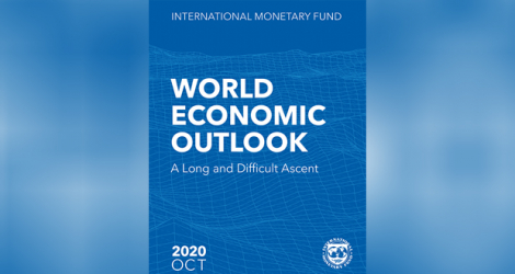 Le Fonds monétaire international a publié le World Economic Outlook 2020 mardi 13 octobre.