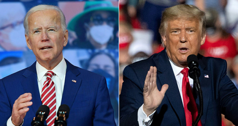 Qui de Joe Biden ou de Donald Trump remportera les élesctions ?