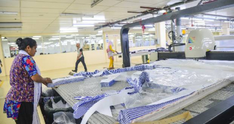 With AGOA Mauritian textile exports to the US exploded by 420 percent between 2001 and 2014