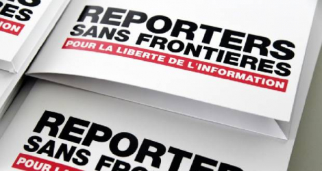 RSF constate la réduction du