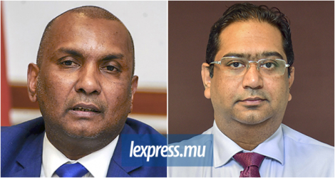 The Minister of Finance, Renganaden Padayachy, and the CEO of Business Mauritius, Kevin Ramkaloan, are now seeing the clash between their organizations over Padayachy's new CSG system enter the courts.
