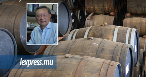 Jacques Li Wan Po, «Executive Chairman» de New Goodwill Investment, ne souhaite pas se délaisser de ses actions au sein de Grays Distilling.
