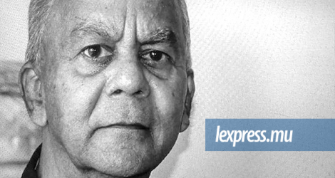 """Ramesh Basant Roi, former Governor of the Bank of Mauritius, keeps on is conversation with """"l'express""""."""