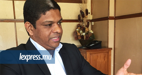 Jérôme Tuckmansing is the new Chief Executive Officier of the Mauritius Turf Cub.