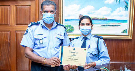 ©Mauritius Police Force