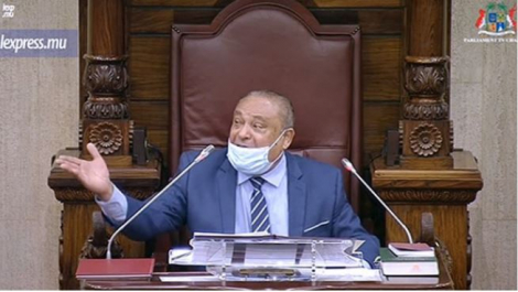 The speaker of the National Assembly, Sooroojdev Phokeer, having oftentimes 'belittled' opposition MPs, has been taken to court at least twice this year.