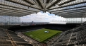 St James' Park, le stade de Newcastle.