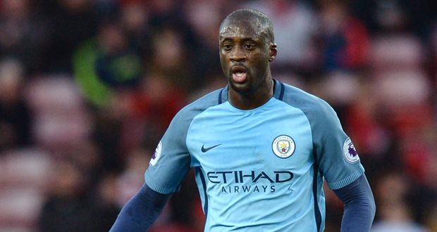 Football: Yaya Touré prolonge son contrat à Manchester City