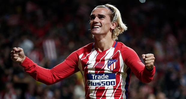 Atletico Madrid : Griezmann raconte son but historique