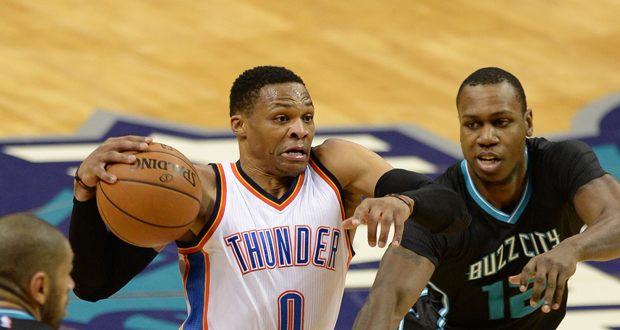 Contrat record pour Russell Westbrook — NBA
