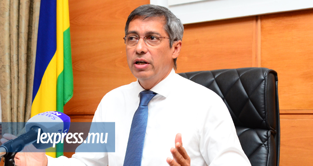 Xavier-Luc Duval, leader of the opposition, will ask his first PNQ in three months