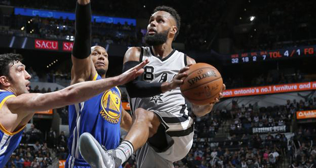 Les Warriors en Ogres — NBA