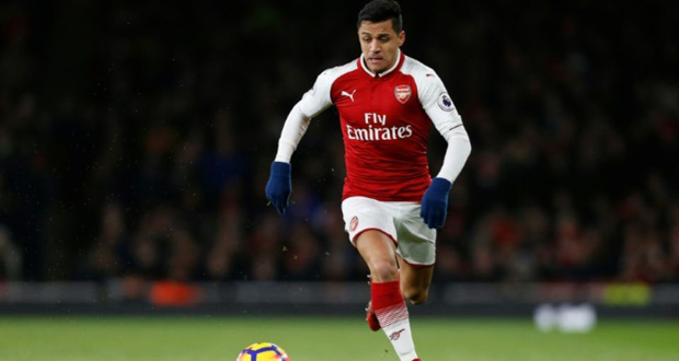 Mercato : Man City pose 30ME sur la table pour Alexis Sanchez !
