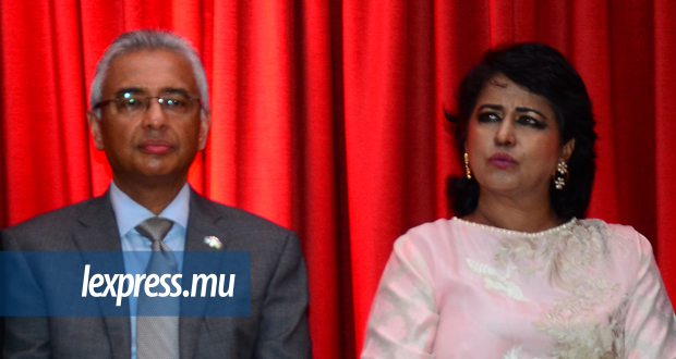 Time's up for Mauritian president