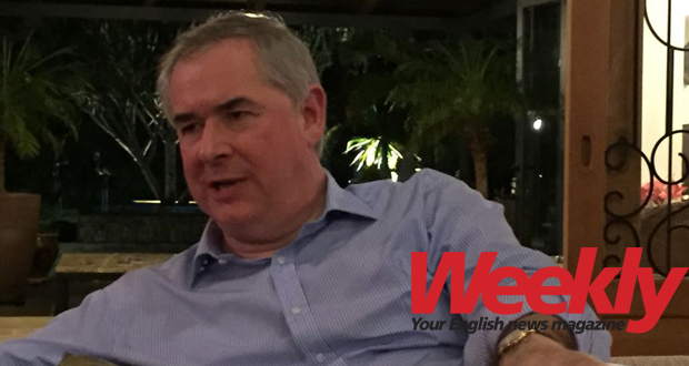 Geoffrey Cox answers our questions about the controversies that have hit the country recently.