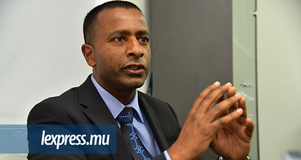 Moorghen Veeramootoo,  Executive Director et Chief Operating Officer de Lottotech