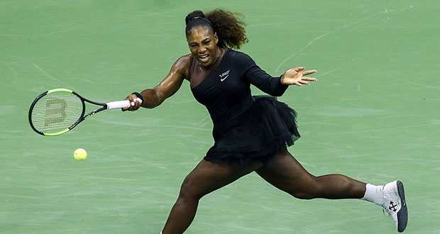 Serena Williams a sorti le tutu victorieux — US Open