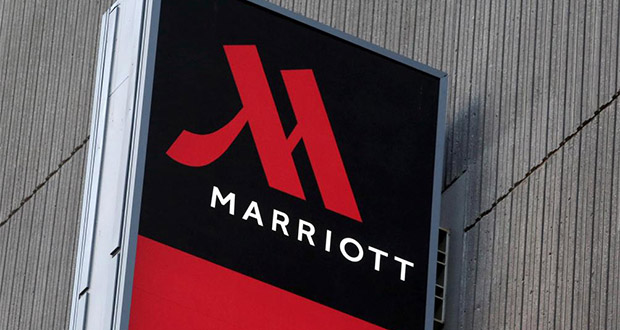 L'hôtel Le Méridien fait partie du groupe Marriott International