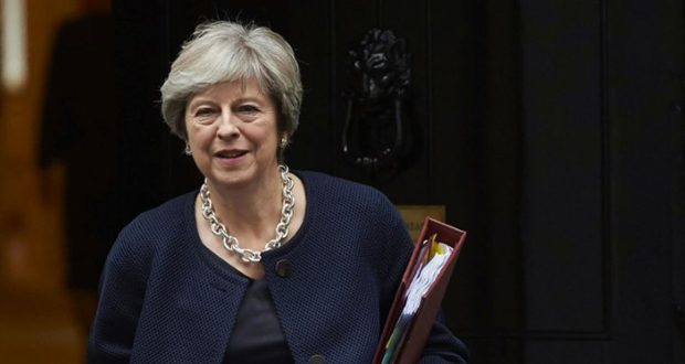 Theresa May joue son leadership ce mercredi