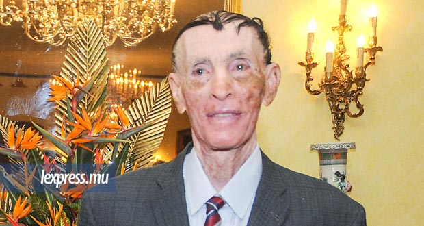 Mr Gabriel d'Argent was the longest serving and eldest member of staff of the Mauritian Wildlife Foundation.