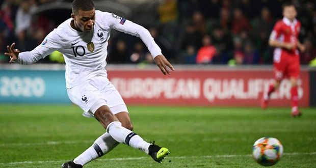 Kane Dithyrambique sur Sterling — Angleterre