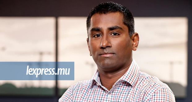 Kevin Teeroovengadum, Financial Consultant in Africa.