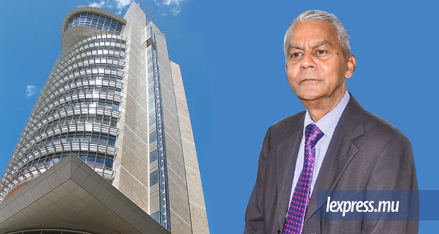 Ramesh Basant Roi,former Governor of the Central Bank of Mauritius