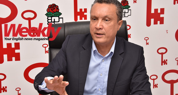 Weekly speaks to Labour Party President Patrick Assirvaden to explain what the minister is being reproached with.[© Rishi Etwaroo]