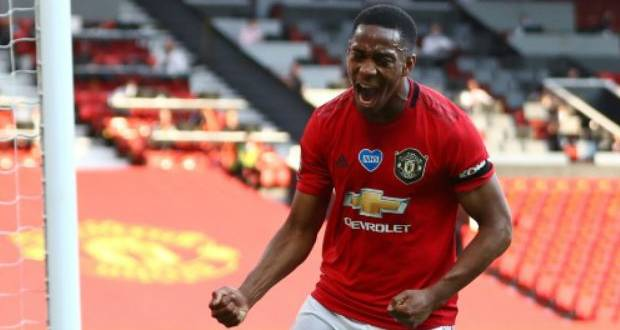 Liverpool touche au but, Martial porte Manchester United — Premier League